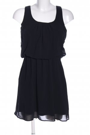 Pimkie Chiffon jurk zwart casual uitstraling