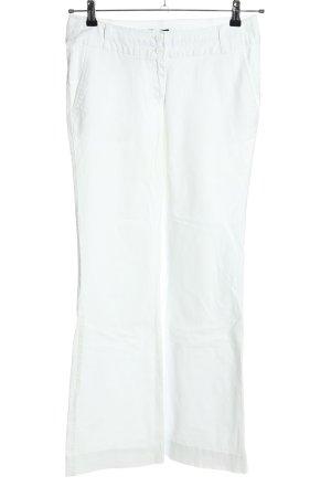Pimkie Pantalon chinos blanc style décontracté