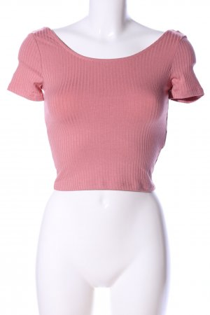 Pimkie Cropped Top pink Casual-Look