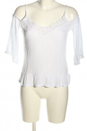 Pimkie Cut Out Top white casual look