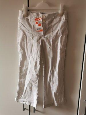 Pimkie Spodnie Capri biały