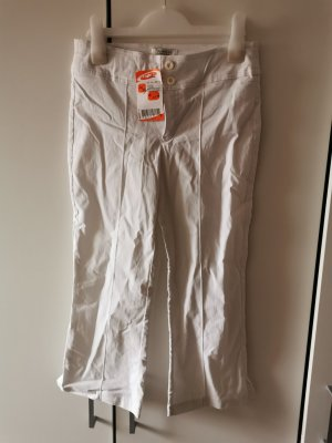 Pimkie Damen Caprihose Sommerhose Stoffhose Größe 34 NEU