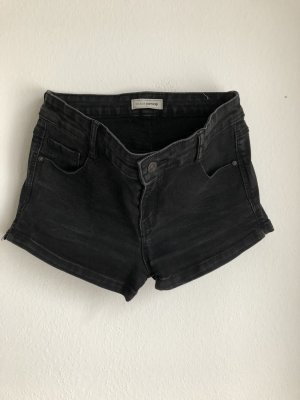 Pimkie Pantaloncino di jeans nero