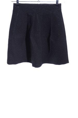Pimkie Plaid Skirt black business style