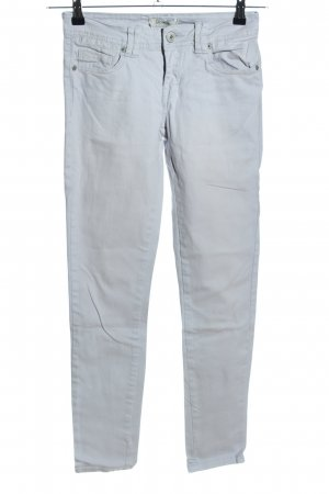 Pimkie Five-Pocket-Hose hellgrau Casual-Look