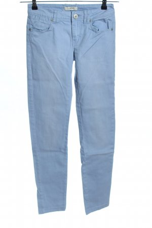 Pimkie Five-Pocket-Hose blau Casual-Look