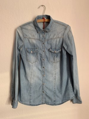 Pimkie Jeansowa koszula Wielokolorowy