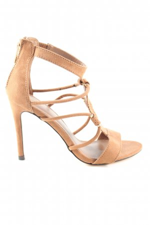 Pimkie High Heel Sandaletten nude Casual-Look