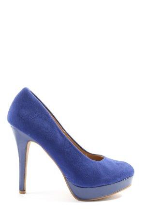 Pimkie High Heels blau Elegant