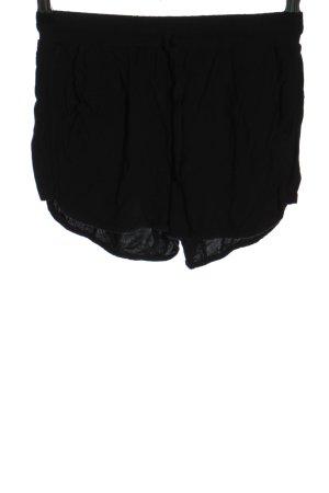 Pimkie Pantalón corto de talle alto negro look casual