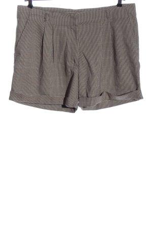 Pimkie High-Waist-Shorts Allover-Druck Elegant