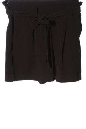 Pimkie High-Waist-Shorts schwarz Elegant