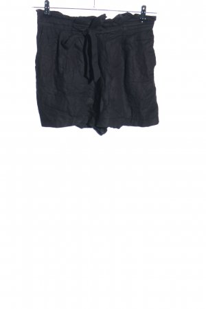 Pimkie High-Waist-Shorts schwarz Casual-Look