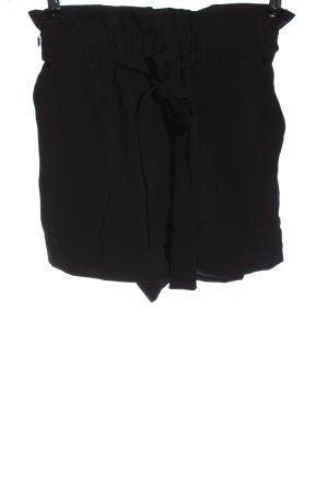 Pimkie High-Waist-Shorts schwarz Casual-Look