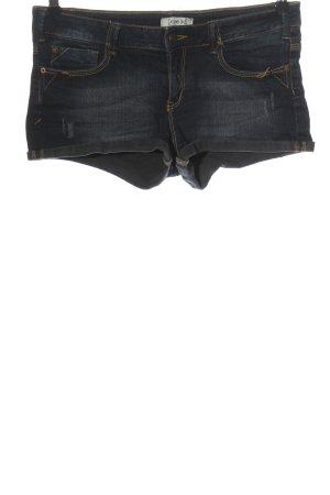 Pimkie Hot Pants blau Casual-Look