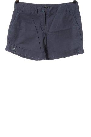 Pimkie Pantalón corto azul look casual