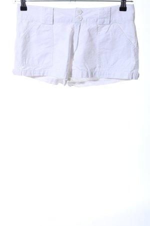 Pimkie Hot Pants weiß Casual-Look