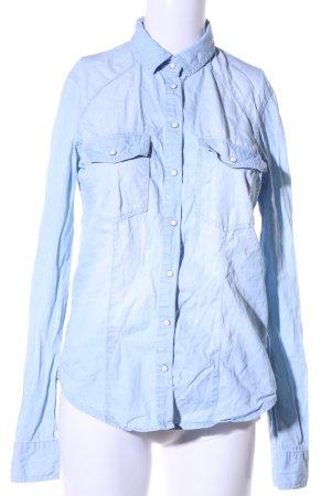 Pimkie Jeanshemd blau Casual-Look