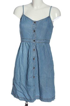 Pimkie Jeansowa sukienka niebieski W stylu casual