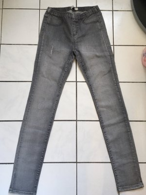 Pimkie Jeansleggings Jeggings Röhre Gr 32 34