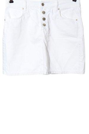 Pimkie Denim Skirt white casual look