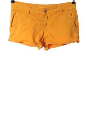 Pimkie Denim Shorts light orange casual look