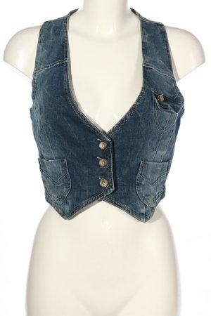 Pimkie Jeansweste blau Casual-Look