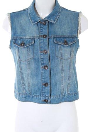 Pimkie Jeansweste himmelblau-blassblau