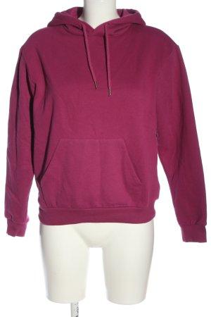 Pimkie Kapuzensweatshirt pink Casual-Look