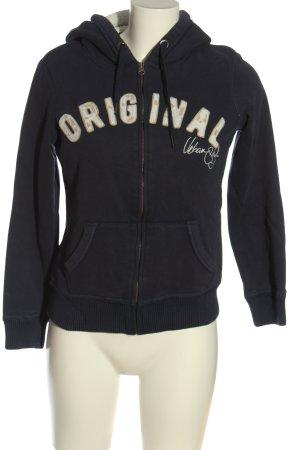 Pimkie Kapuzensweatshirt schwarz Casual-Look