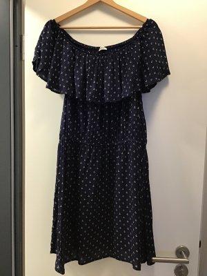 Pimkie Kleid Anker dunkelblau