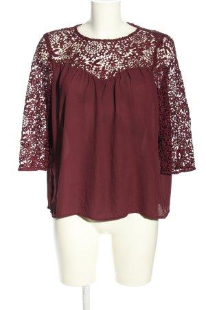 Pimkie Langarm-Bluse pink Casual-Look