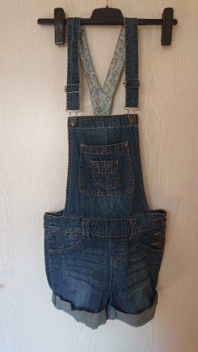 Pimkie Dungarees cornflower blue cotton