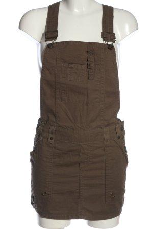 Pimkie Overgooier overall rok bruin casual uitstraling