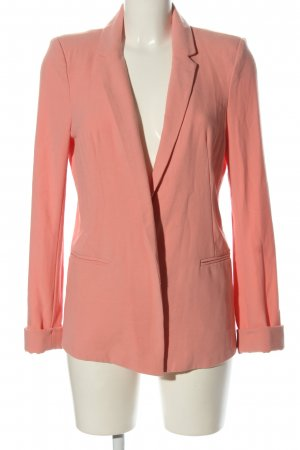 Pimkie Long-Blazer pink Casual-Look