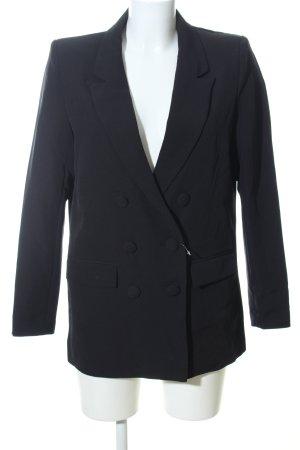 Pimkie Long-Blazer schwarz Business-Look
