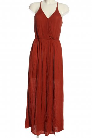 Pimkie Maxi Dress red casual look