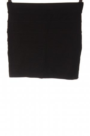 Pimkie Minirock schwarz Elegant