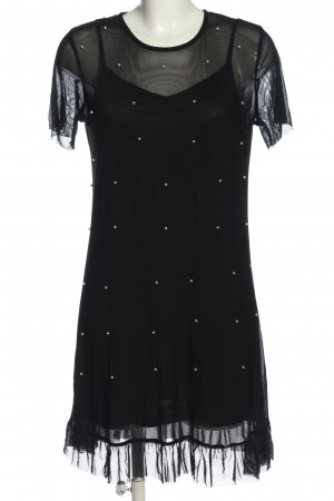 Pimkie Minikleid schwarz Elegant