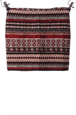 Pimkie Minirock grafisches Muster Casual-Look