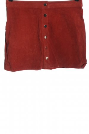 Pimkie Minirock rot Elegant