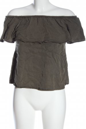 Pimkie Blouse topje bruin casual uitstraling