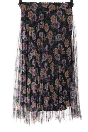 Pimkie Plisowana spódnica Na całej powierzchni W stylu casual