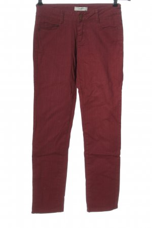 Pimkie Tube Jeans red casual look