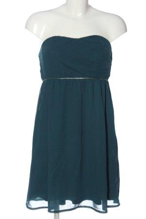 Pimkie Off the shoulder jurk blauw casual uitstraling
