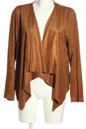 Pimkie Shirtjacke bronzefarben Business-Look