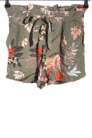 Pimkie Shorts Blumenmuster Casual-Look