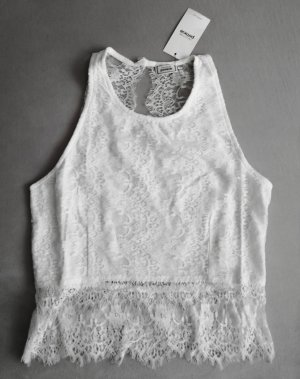 Pimkie Backless Top white