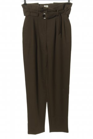 Pimkie Jersey Pants brown business style