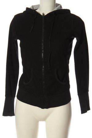 Pimkie Giacca in maglia nero stile semplice